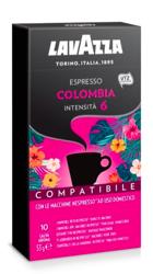 Kapsułki do Nespresso Lavazza Colombia - 10 sztuk