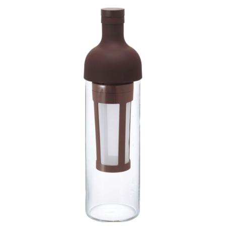 Hario Filter-In Coffee Bottle - Butelka do Cold Brew - brązowa