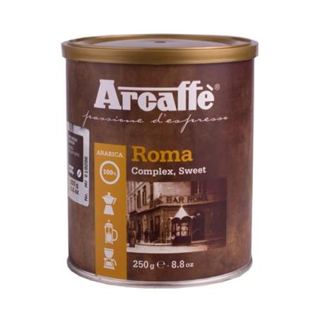 Kawa mielona Arcaffe Roma 250g