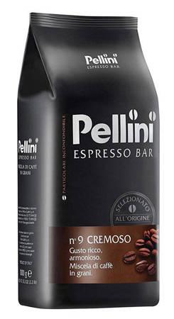 Kawa ziarnista Pellini Espresso Bar Cremoso No.9 1kg