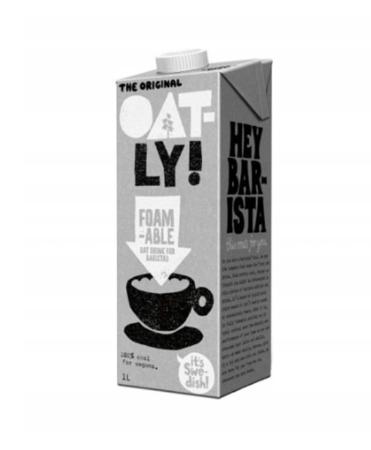 Oatly - Napój owsiany Barista Edition 1L