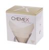 Chemex białe filtry papierowe kwadratowe do 6, 8, 10 filiżanek - 100 szt